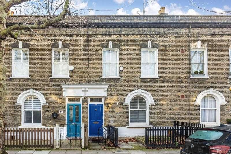 4 Bedrooms Terraced House for sale in Longley Street, London