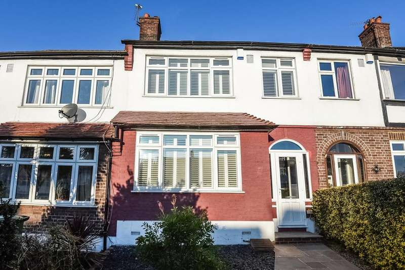 3 Bedrooms Terraced House for sale in Perry Hill, Catford, SE6
