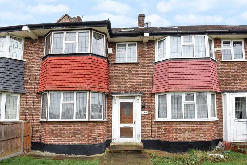 4 Bedrooms Terraced House for sale in Conisborough Crescent, Catford, SE6