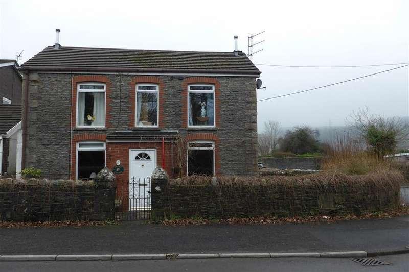 3 Bedrooms Detached House for sale in 40 Cwmdu Road, Cilmaengwyn, Pontardawe