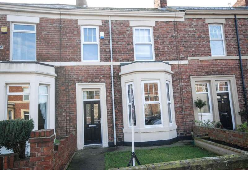 3 Bedrooms Terraced House for sale in Albert Road, Jarrow