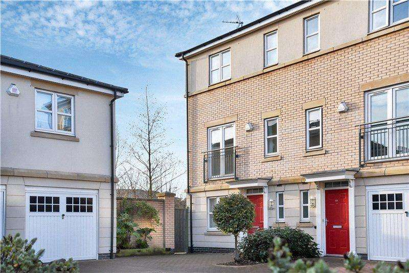 4 Bedrooms House for sale in The Quays, Castle Quay Close, Castle Marina, Nottingham