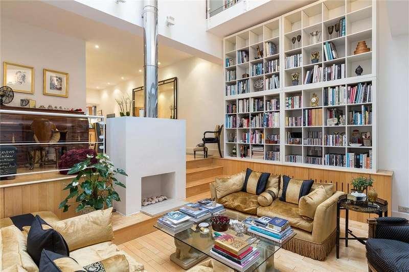 4 Bedrooms House for sale in Cambridge Place, Kensington, London