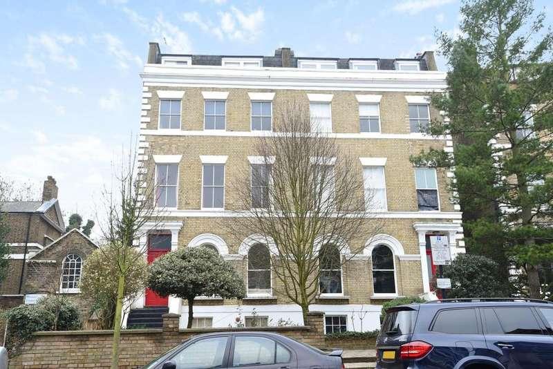 2 Bedrooms Flat for sale in Aubert Park, Highbury, N5