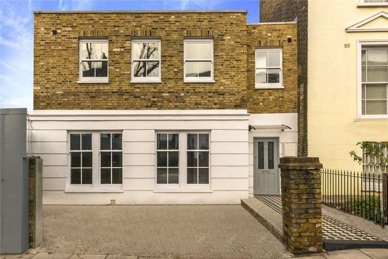 2 Bedrooms House for sale in Agar Grove, Camden, London