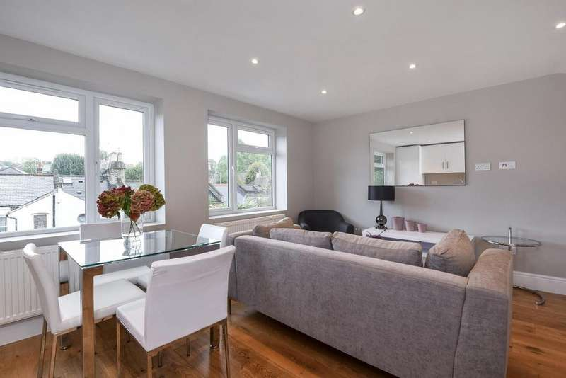 1 Bedroom Flat for sale in Roehampton High Street, Roehampton, SW15