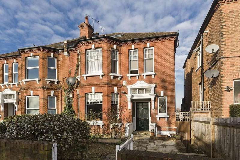 3 Bedrooms Flat for sale in Minster Road, West Hampstead, NW2