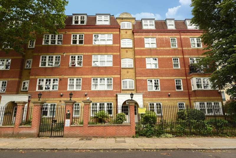 2 Bedrooms Flat for sale in Exeter Road, Kilburn, NW2
