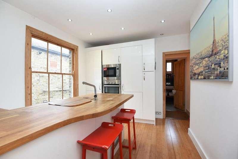 3 Bedrooms Flat for sale in Eastwood Street, Furzedown, SW16