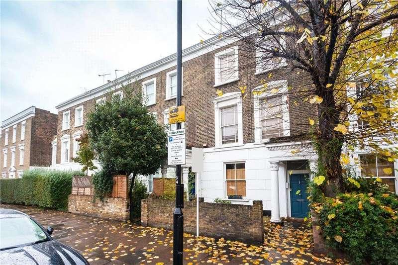 3 Bedrooms Flat for sale in Southgate Road, London, N1