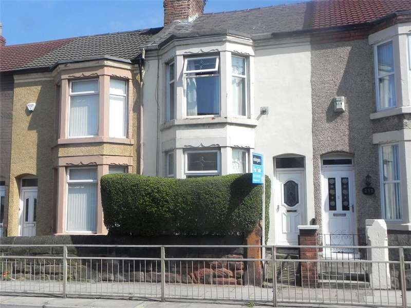 3 Bedrooms Terraced House for sale in Hawthorne Road, Bootle, L20