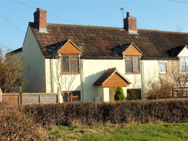 3 Bedrooms Semi Detached House for sale in The City, The Causeway, Mark, Somerset, TA9