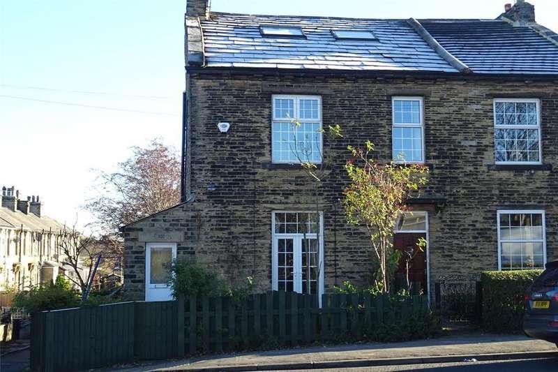 3 Bedrooms Semi Detached House for sale in Harrogate Road, Bradford, West Yorkshire, BD2