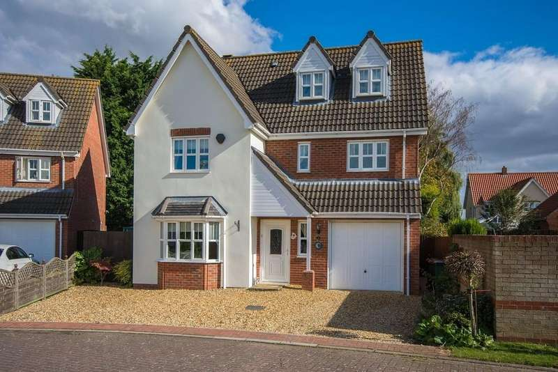 6 Bedrooms Detached House for sale in Laurel Drive, Elm