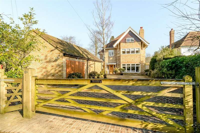 5 Bedrooms House for sale in Townsend Drive, St. Albans, Hertfordshire
