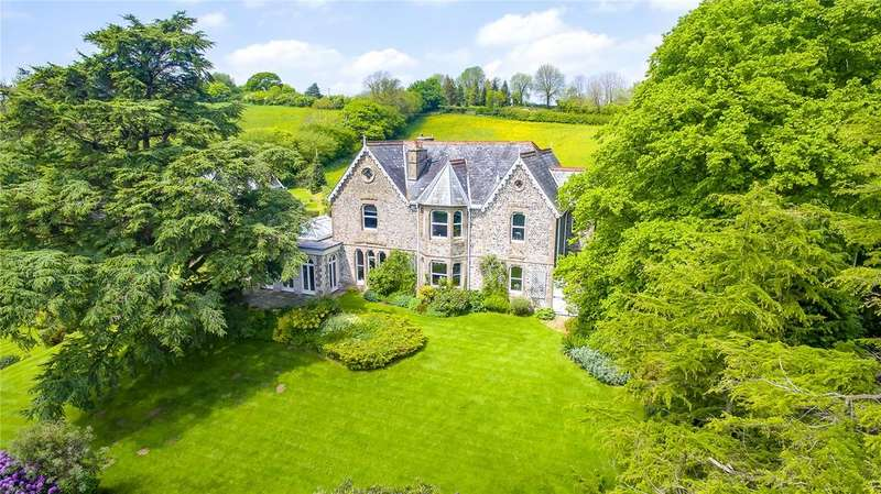 7 Bedrooms Detached House for sale in Luppitt, Honiton, Devon