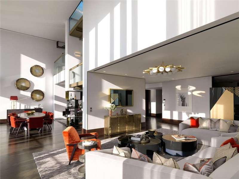 4 Bedrooms Penthouse Flat for sale in Kings Gate, London