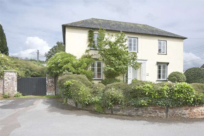 5 Bedrooms Detached House for sale in Broadclyst, Exeter, Devon