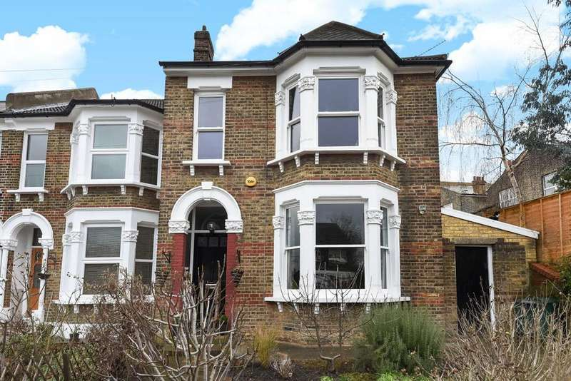 4 Bedrooms Terraced House for sale in Fordyce Road, Hither Green, SE13