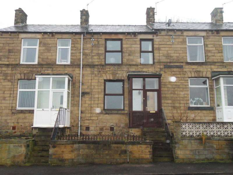 3 Bedrooms Terraced House for sale in Caulms Wood Road, Dewsbury, West Yorkshire, WF13