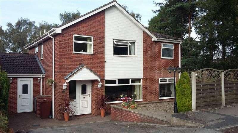5 Bedrooms Detached House for sale in Nursery Grove, Alwoodley, Leeds