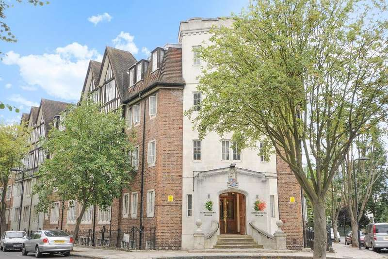 1 Bedroom Flat for sale in Mortimer Crescent, London, NW6