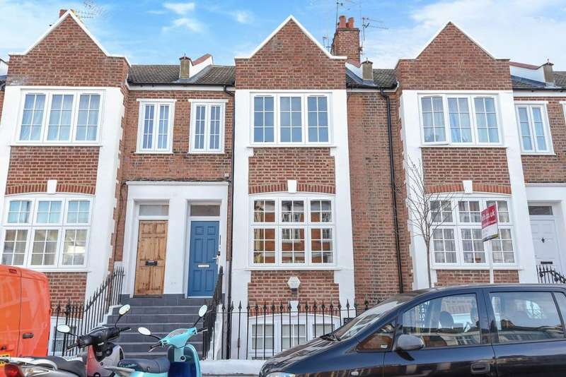 2 Bedrooms Flat for sale in Tamworth Street, Fulham, SW6
