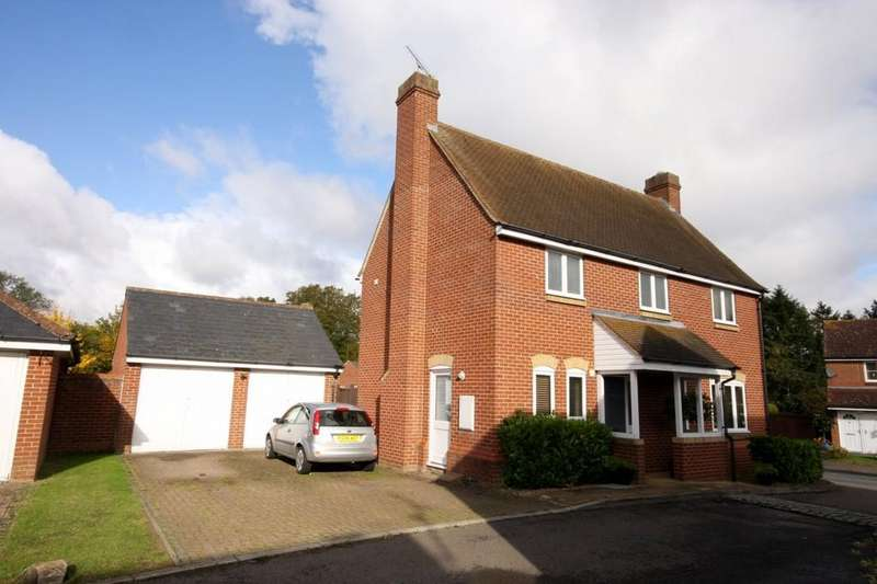 4 Bedrooms Detached House for sale in Lloyd Taylor Close, Little Hadham