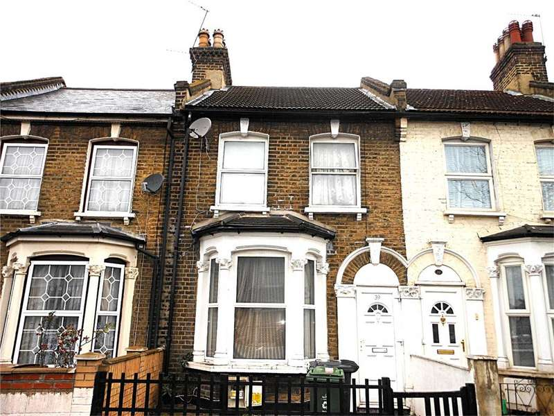 3 Bedrooms Terraced House for sale in Westdown Road, London, E15