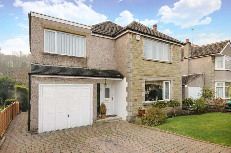 4 Bedrooms Detached House for sale in SOUTH EDGE, SHIPLEY, BD18 4RA