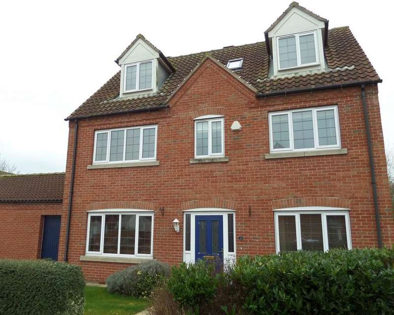 5 Bedrooms Detached House for sale in Nicholas Way, Corringham