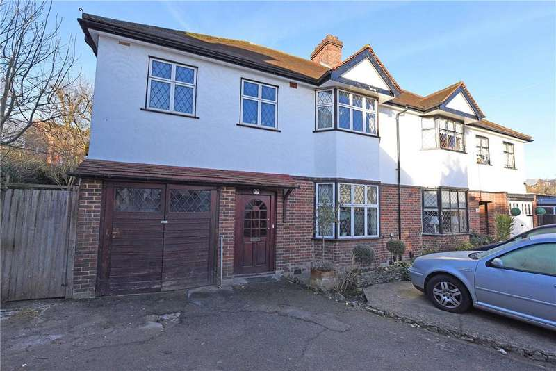 4 Bedrooms Semi Detached House for sale in Girdwood Road, Southfields, London, SW18