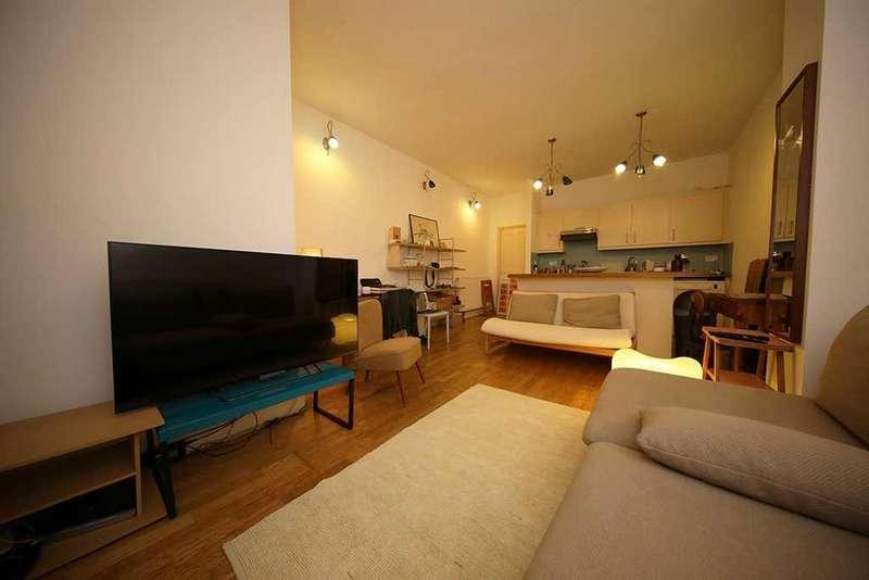 1 Bedroom Apartment Flat for sale in Brondesbury Villas
