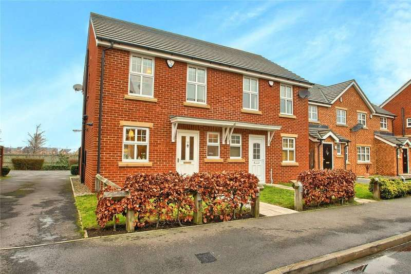 2 Bedrooms Semi Detached House for sale in Richmond Place, Thornaby