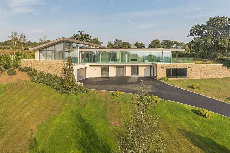 6 Bedrooms Detached House for sale in Lake View, Gaynes Park, Coopersale Street, Coopersale, Epping, CM16