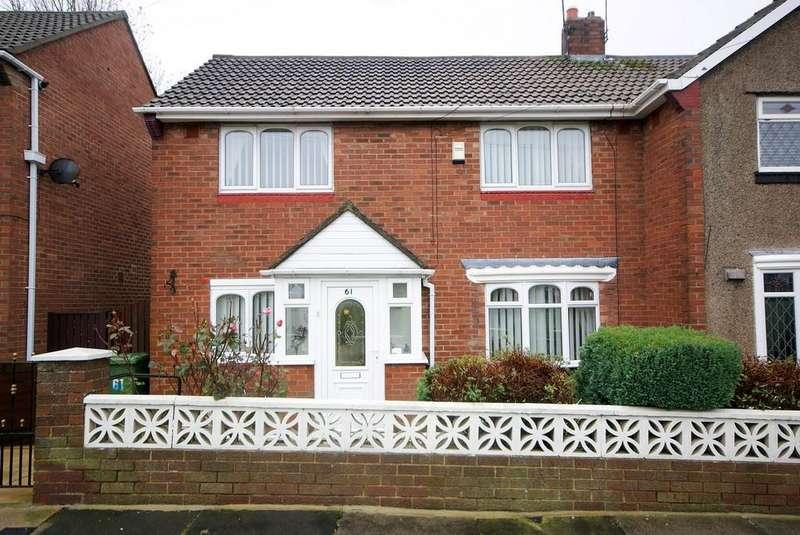 3 Bedrooms Semi Detached House for sale in Atlantis Road, Farringdon
