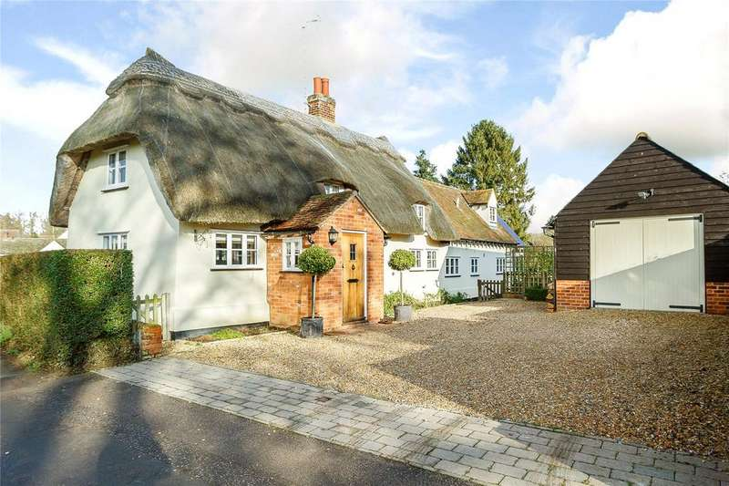 3 Bedrooms Unique Property for sale in The Druce, Clavering, Saffron Walden, Essex, CB11
