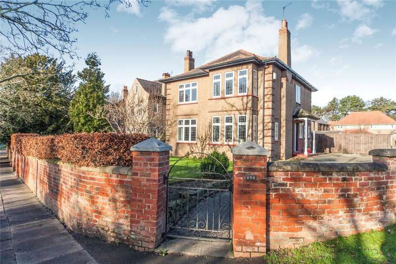 4 Bedrooms Detached House for sale in Coniscliffe Road, Darlington, County Durham, DL3