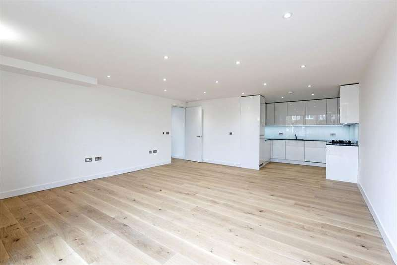 2 Bedrooms Flat for sale in New Portland Arms, 256 Wandsworth Road, South Lambeth, London, SW8