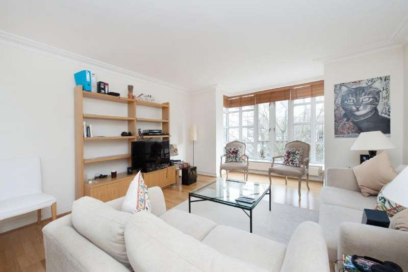 2 Bedrooms Flat for sale in Chantry Square, London, W8