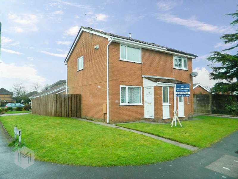 2 Bedrooms Semi Detached House for sale in Bolderwood Drive, Hindley, Wigan, Lancashire