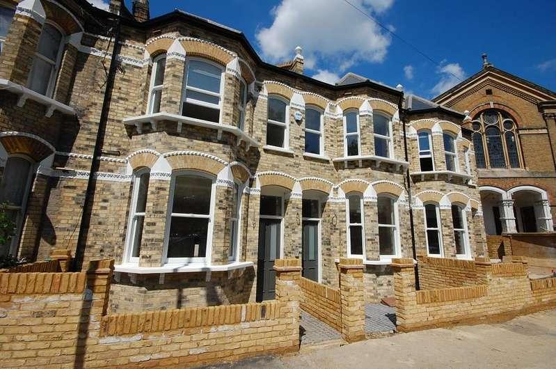 2 Bedrooms Flat for sale in Oakley Place London Bridge SE1