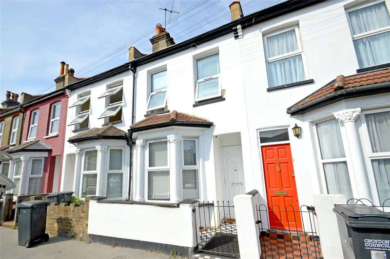 3 Bedrooms Terraced House for sale in Leslie Grove, Croydon