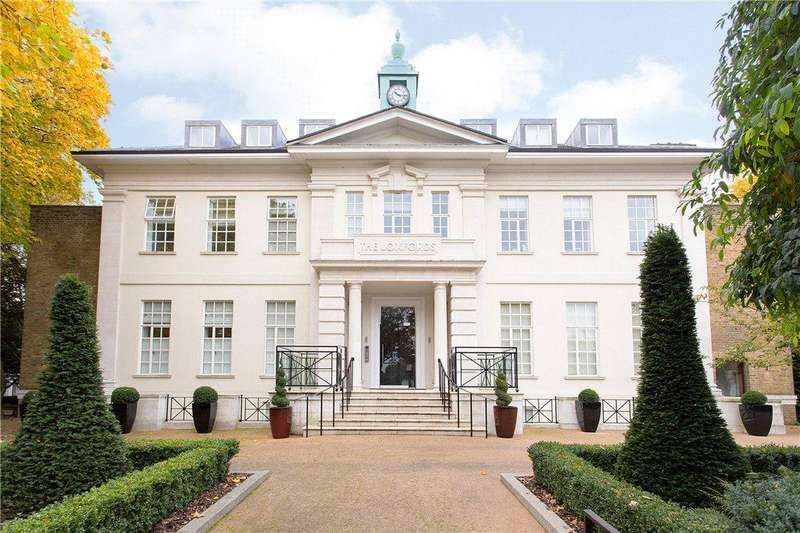3 Bedrooms Flat for sale in Loxford House, 85 Highbury Park, N5