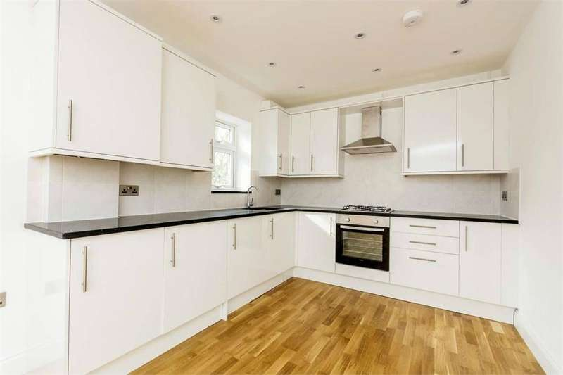 2 Bedrooms Flat for sale in Westow Hill, London