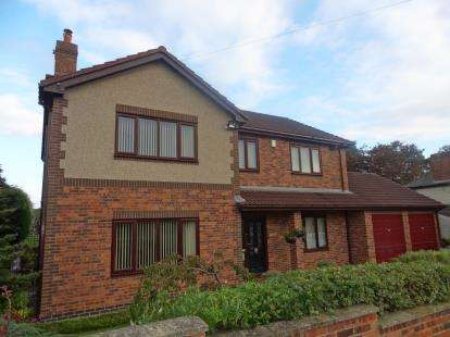 4 Bedrooms Detached House for sale in Mainsforth Road, Ferryhill, Durham, DL17