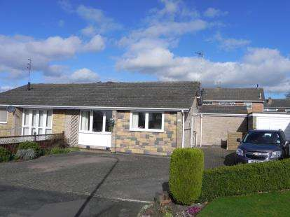 3 Bedrooms Bungalow for sale in Geddington Close, Wigston Meadows, Leicestershire