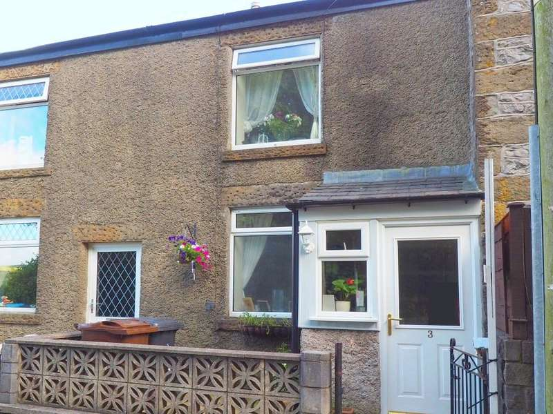 2 Bedrooms Terraced House for sale in Small Knowle End, Peak Dale, Buxton, Derbyshire, SK17 8BE