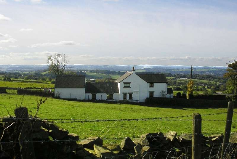 3 Bedrooms Detached House for sale in Back Lane, Thorncliffe, Leek