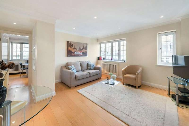 1 Bedroom Flat for sale in Brompton Road, Knightsbridge, London, SW3